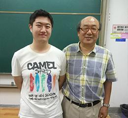 金文硕 上海对外经贸大学考入复旦大学