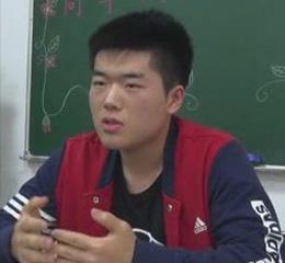 赵志恒 上海电机学院考入华东理工大学