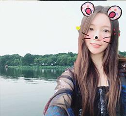 阎晓婷 上师天华学院考入上海大学