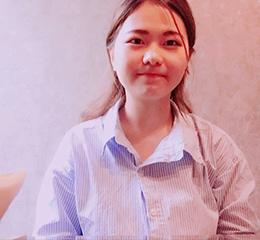 徐敏 上海海事大学考入华东师范大学