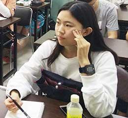 王亚男 上海杉达学院考入华东理工大学