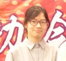 赵俊俊 上海理工大学考进东华大学