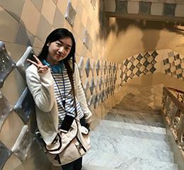 奚悦静 上海大学考入同济大学