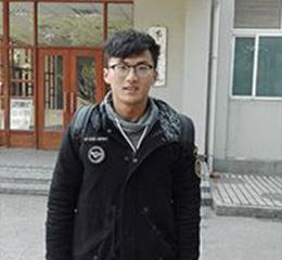 张晨昀 第二工业大学考入上海理工大学